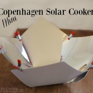 Copenhagen Solar Cooker Review