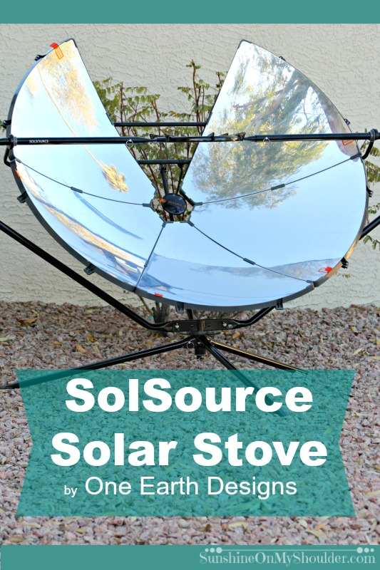 SolSource Solar Stove