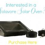 Solavore Sport Solar cooker