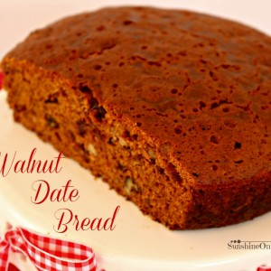 How to Make Walnut Date Bread in a Dutch Oven