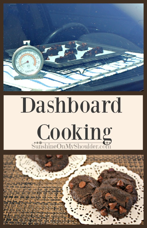 Dashboard Cooking Solar