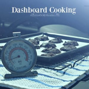 Dashboard Cooking