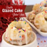 Gluten Free Double Glazed Cake Recipe for Solar Cooking