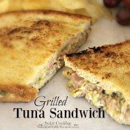 Grilled Tuna Sandwich on a Solar Grill | Solar Cooking
