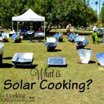 What is Solar Cooking?