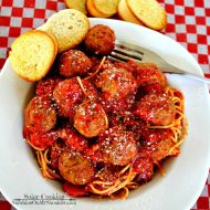 Easy Spaghetti and Meatballs Recipe for Solar Cooking