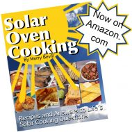 Solar Cooking Cookbook