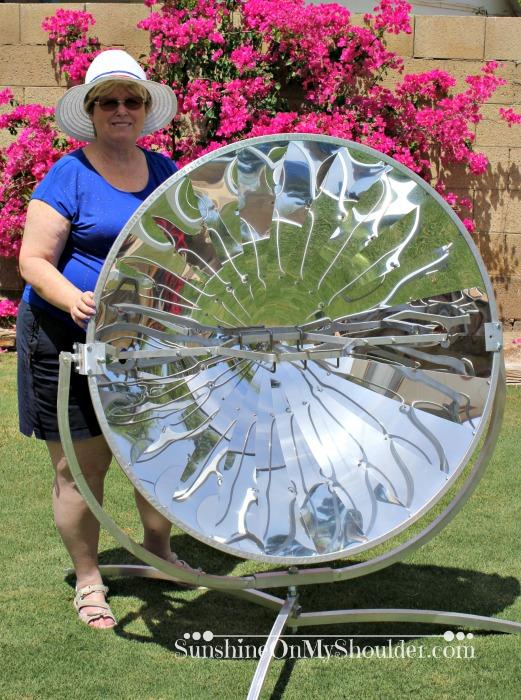 Sun Chef Solar Cooker