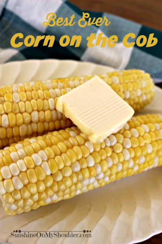 Best Ever Corn on the Cob Solar Cooking Recipe
