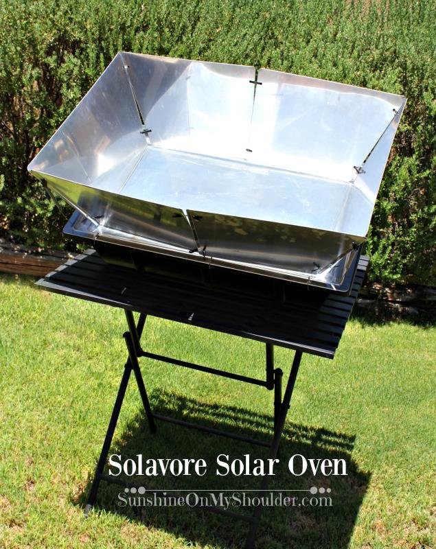 Solavore Solar Oven