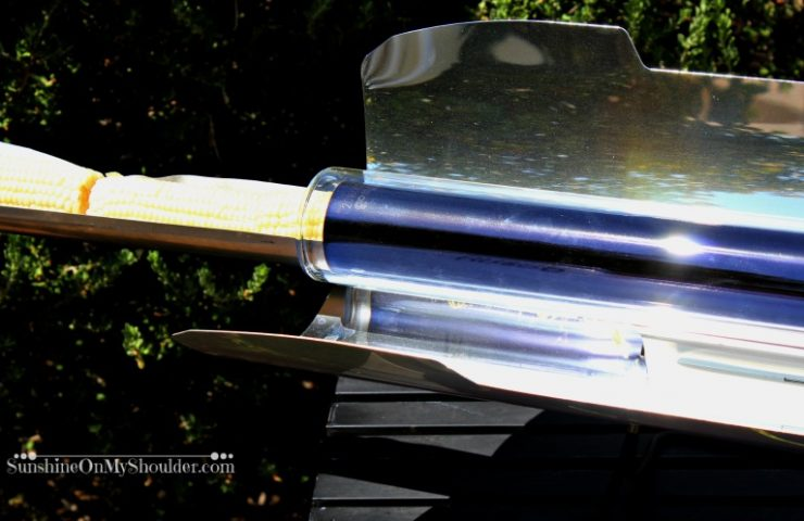 Best Corn on the Cob Solar Cooking Recipe | GoSun Sport Solar Cooker