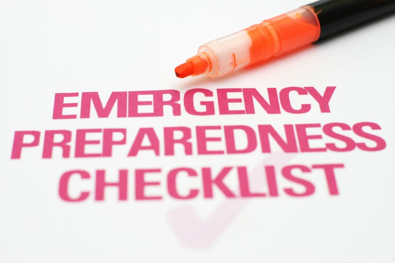 Emergency Plan Tips