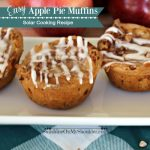 Easy Apple Pie Muffins Recipe for Solar Oven Cooking