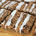 Banana Oat Bars Solar Cooking Dessert Recipe
