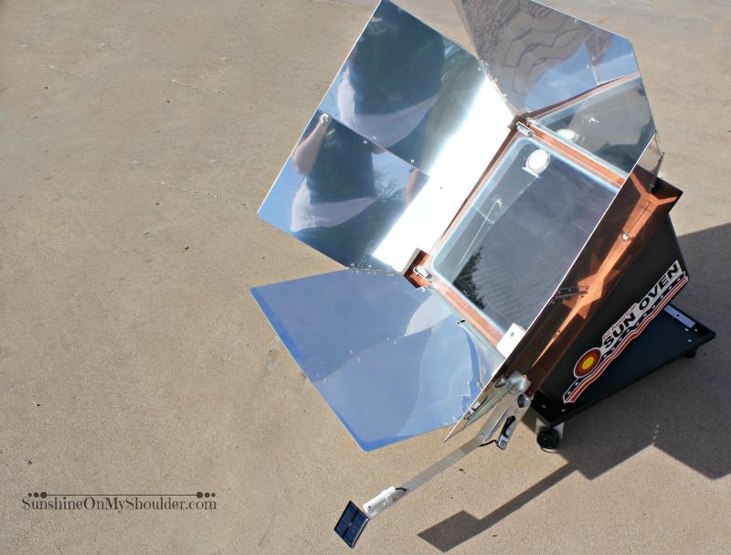 Solar Tracker and Sun Oven