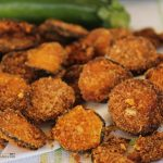 Baked Zucchini Chips Solar Oven Recipe